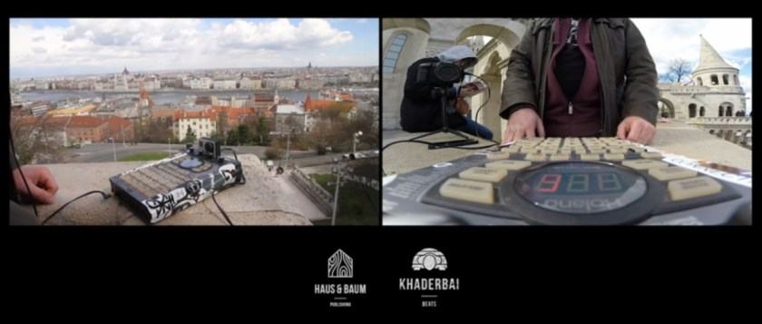 the KHADERBAI beat diaries - episode 13 Budapest