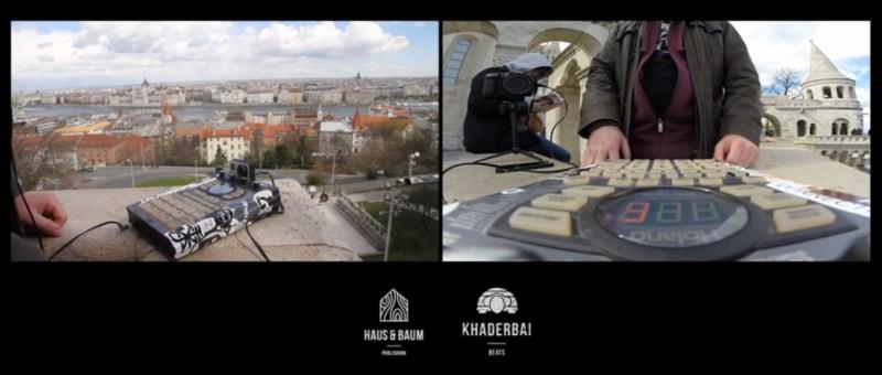 the KHADERBAI beat diaries - episode 13 Budapest