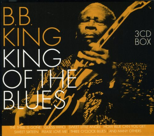 B.B. King King of the Blues