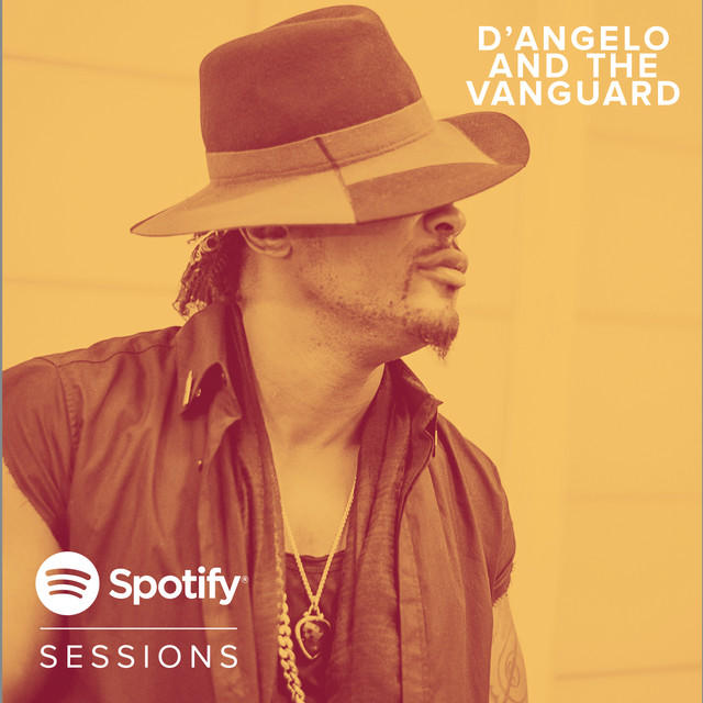 D'Angelo spotify sessions