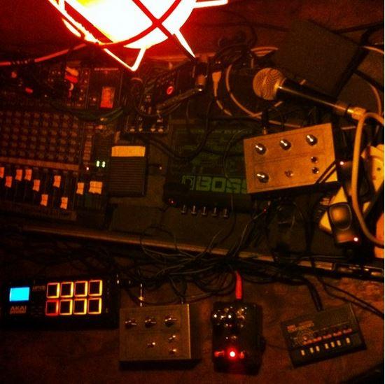 Tokyo Tower & Sir Tobi - Live At Gasthof Krone Radio Show - Freies Radio Für Stuttgart 2015