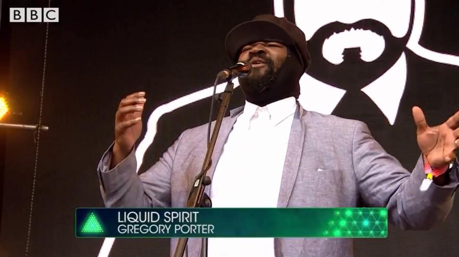 Gregory Porter Liquid Spirit