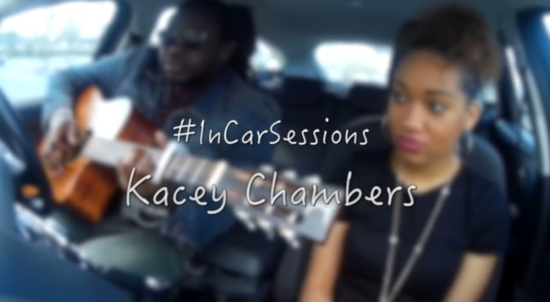 #InCarSessions EP5 Kacey Chambers - Need You Now by Lady Antebellum