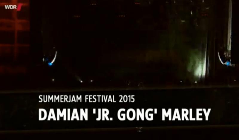 Damian 'Jr Gong' Marley - Live at Summerjam 2015 (Full Show)