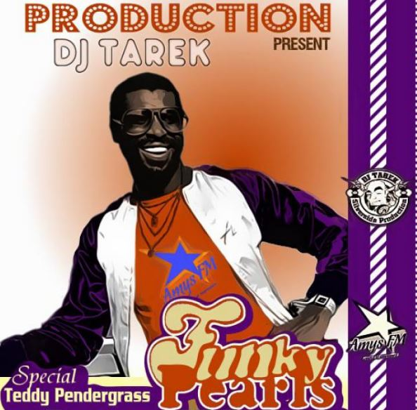 FUNKY PEARLS SPECIAL Teddy Pendergrass