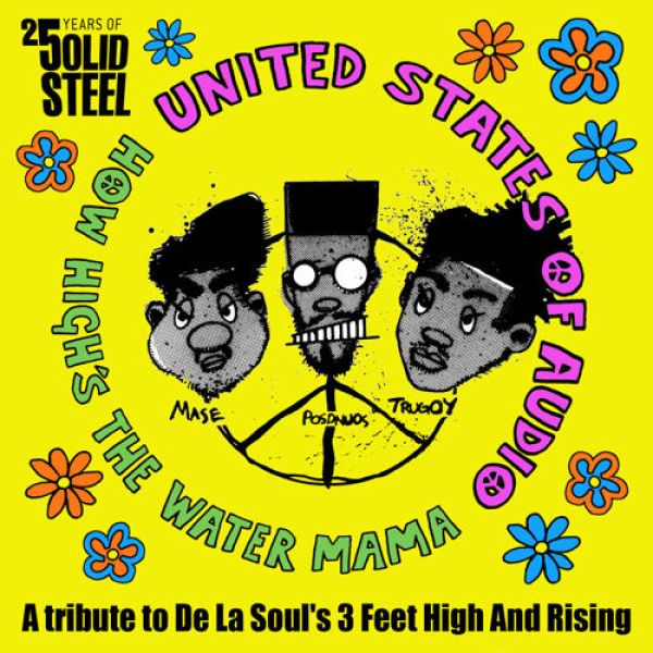 How High's The Water Mama by United States of Audio