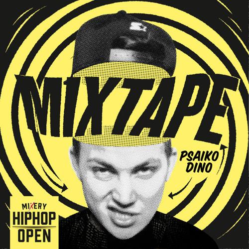 Psaiko_Dino_Hip_Hop_Open_Mixtape_Cover