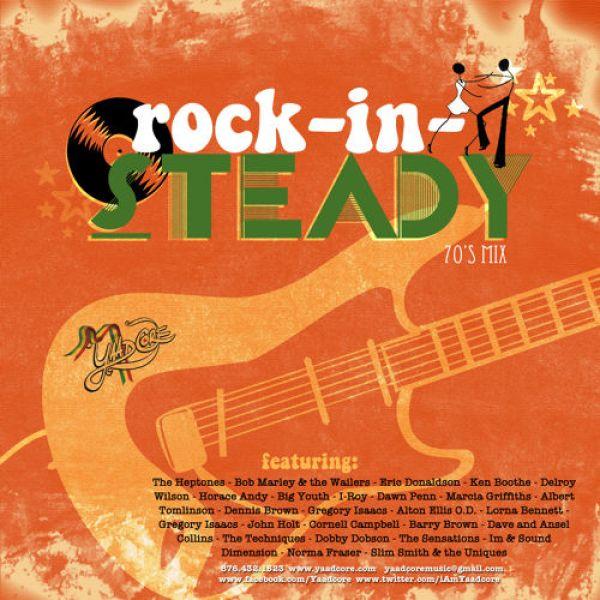 Rock-in-Steady 1970's