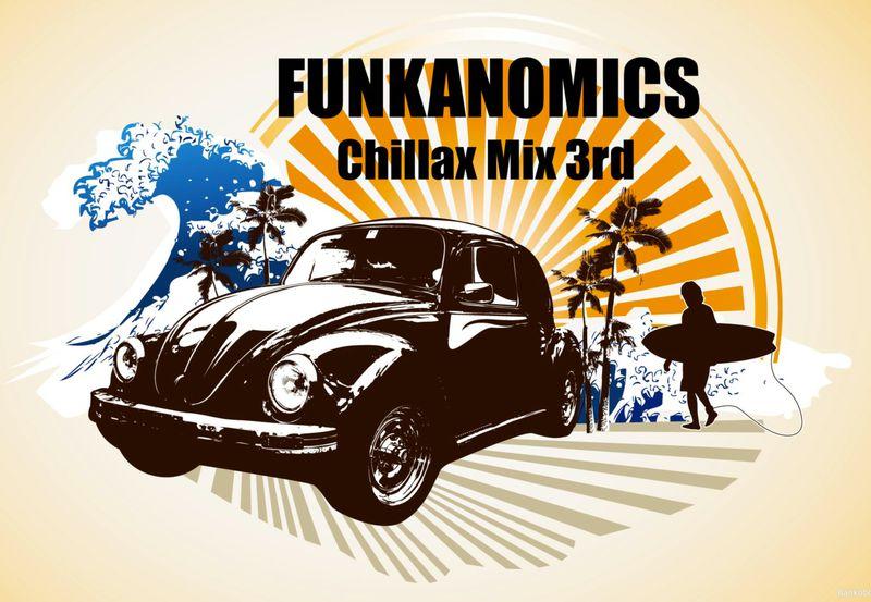 Funkanomics - Chillax Mix 3rd