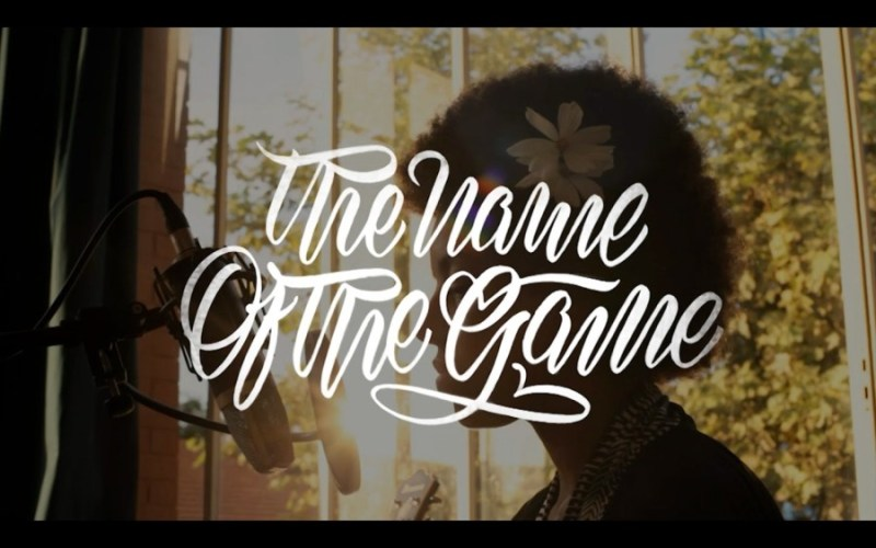 MARIAMA - The Name of The Game [official video]