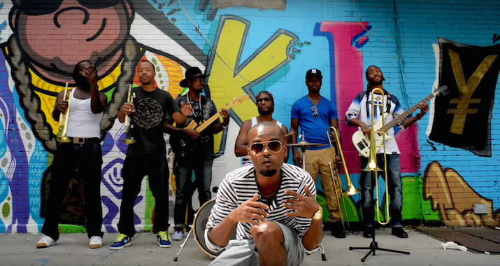 "Hypnotic Brass Ensemble – ""What It Is"" [Official Video]"