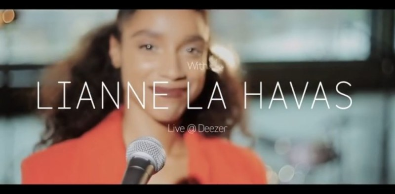 Lianne La Havas - Deezer Session