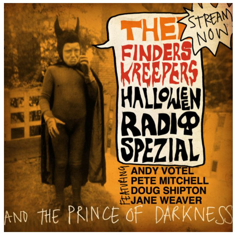 Finders Keepers Radio Show – Halloween Special