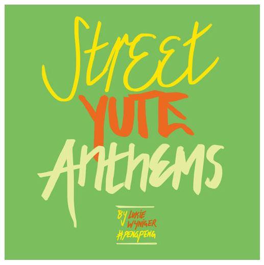 Street Yute Anthems - Reggae Mix 2015