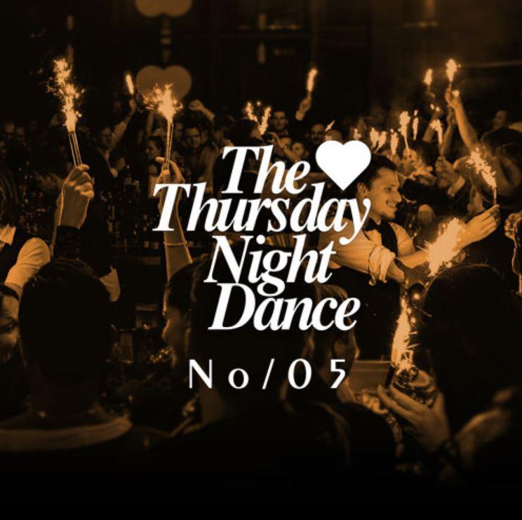 THURSDAY NIGHT DANCE Mix - No.05