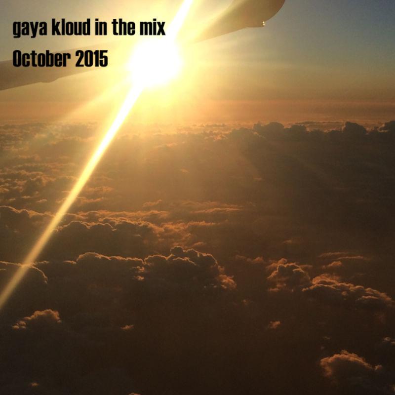 gaya in the cloud mix october 2015