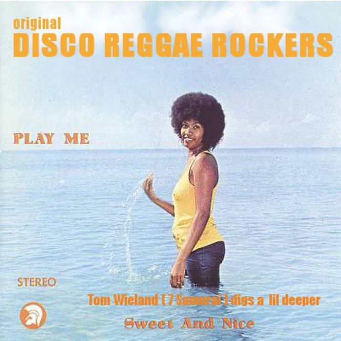 original DISCO REGGAE ROCKERS- D17ub Steppers delight
