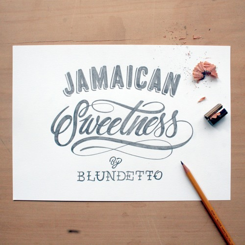 BLUNDETTO - JAMAICAN SWEETNESS