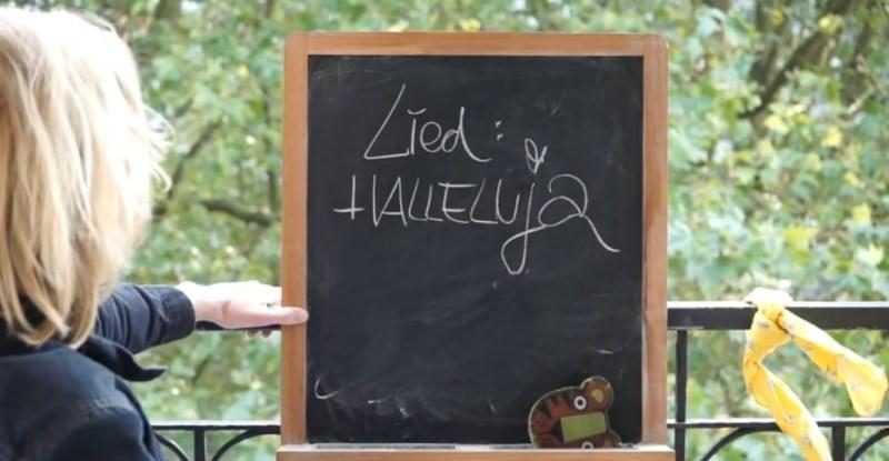 CÄTHE - Halleluja (Lyric Video)