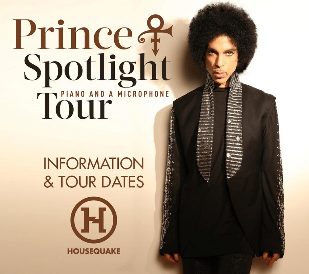 Prince Spotlight Tour