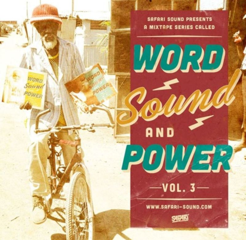 SAFARI SOUND - WORD SOUND AND POWER 3