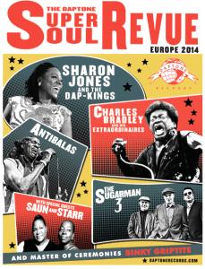 The Daptone Super Soul Revue