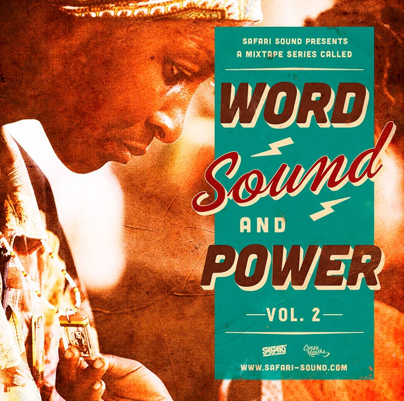 WORD, SOUND & POWER VOL. 2 Front