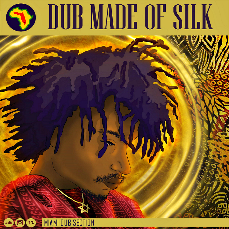 dub made of silk