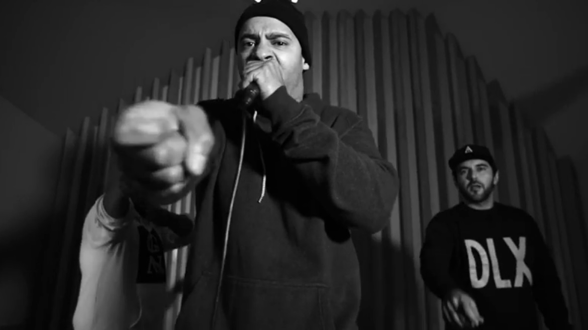 splash! Mag Cypher #20 Chima Ede, Umse, Megaloh & Chefket @ Red Bull Studios Berlin