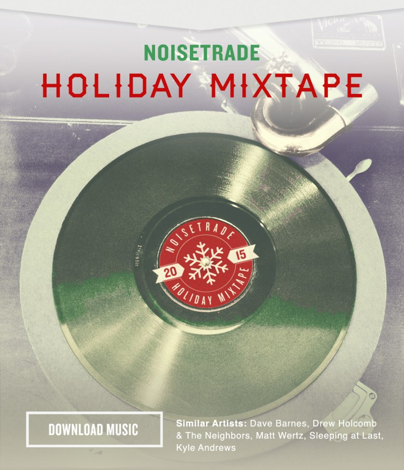 NoiseTrade Holiday Mixtape 2015