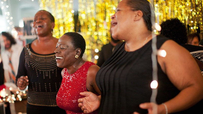Tiny Desk Concert with Sharon Jones