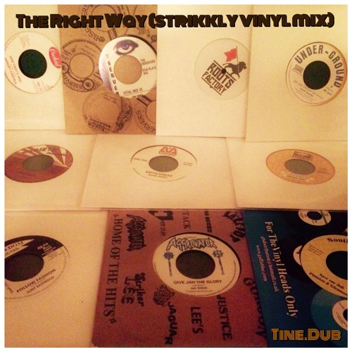 The Right Way (strikkly vinyl selection)