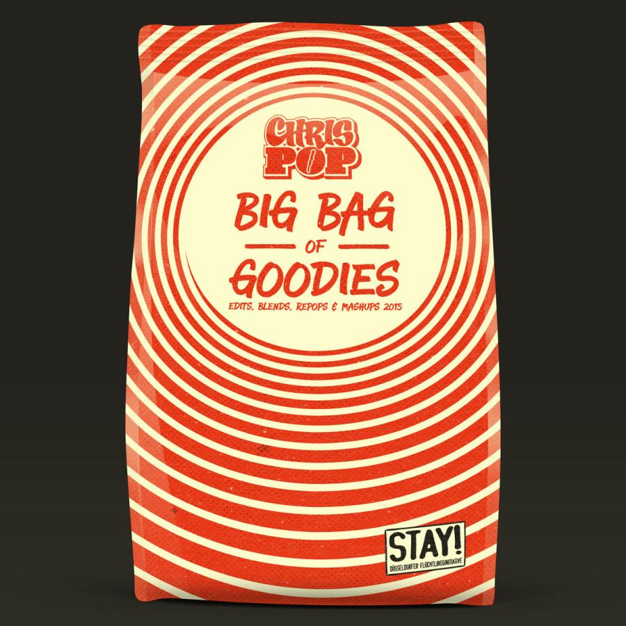 big bag of goodies