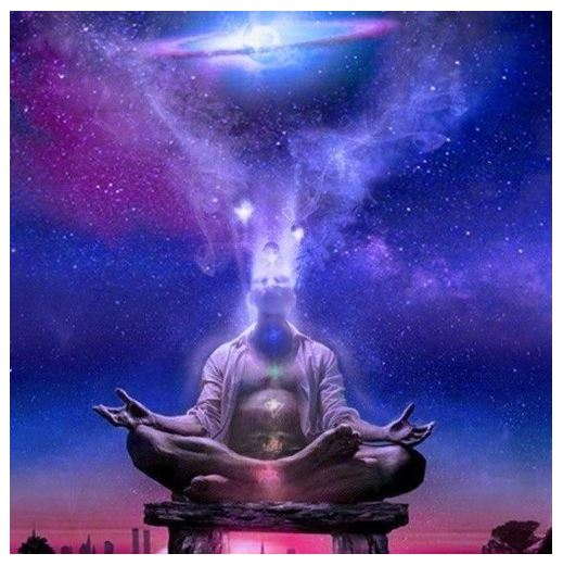 cosmic yoga