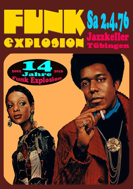 14 Jahre funk explosion