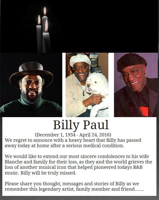 www.billypaul.com