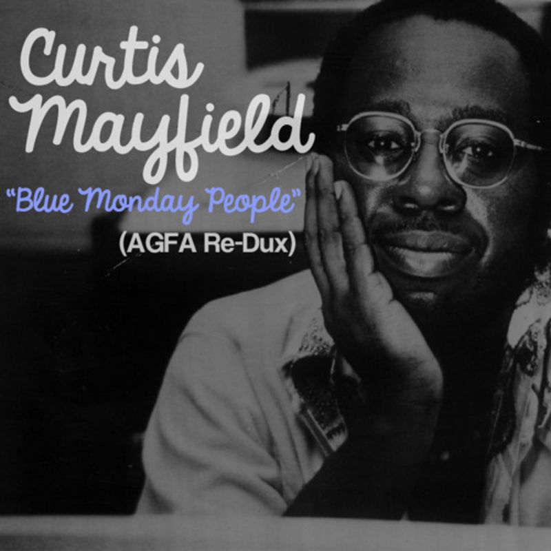 Blue Monday People (All Good Funk Alliance Re-Dux)