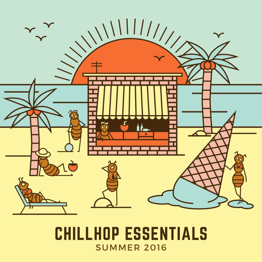 Chillhop Essentials - Summer 2016