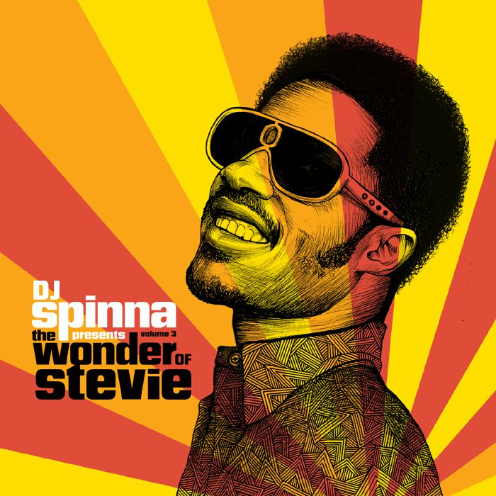 DJ SPINNA – The Wonder Of Stevie Vol. 3