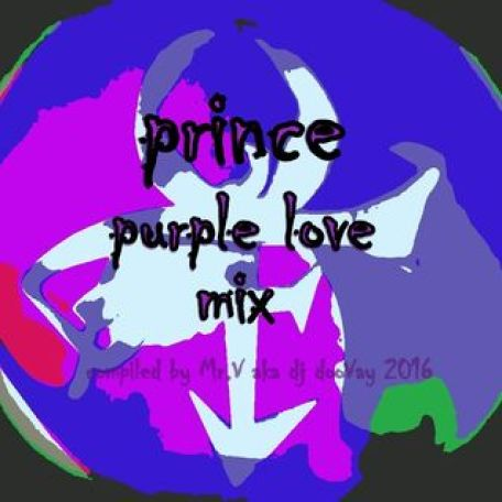 Prince - Purple Love MiX