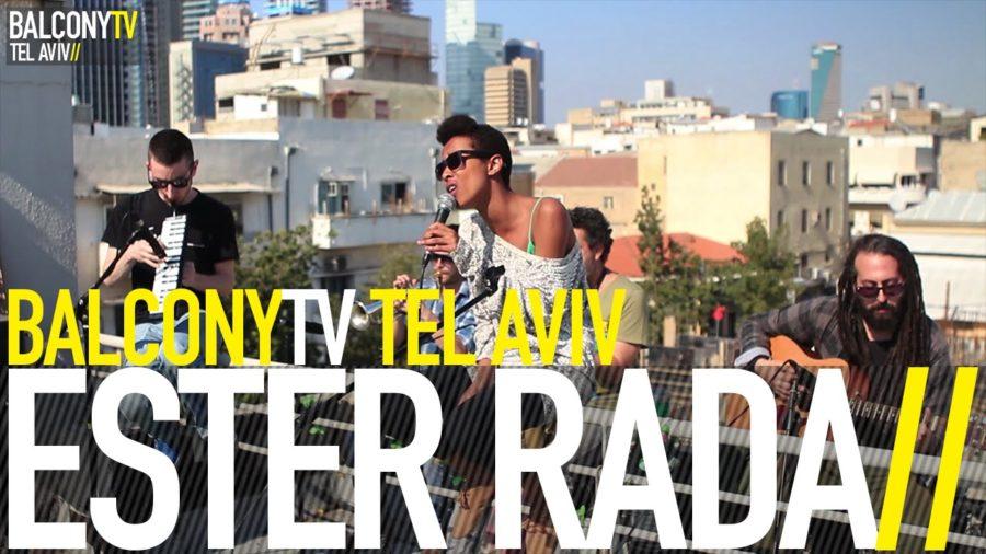 ESTER RADA - LIFE HAPPENS (BalconyTV)