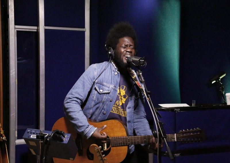 Michael Kiwanuka live @ KCRW
