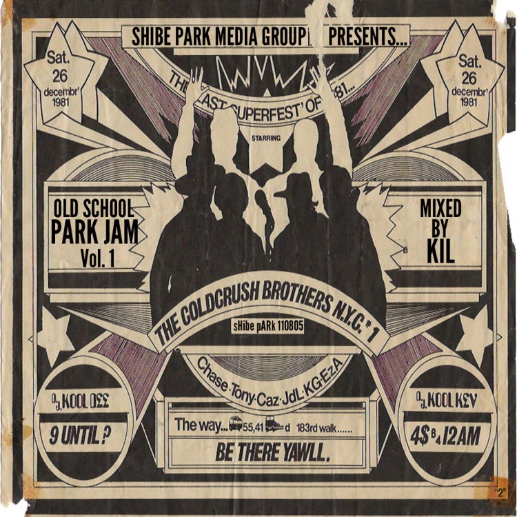 Old School Park Jam Vol. 1