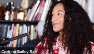 Corinne Bailey Rae: Tiny Desk Concert (Video)