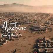 The Flying Machine – Mit der Drohne über das Burning Man Festival 2016 (Video)