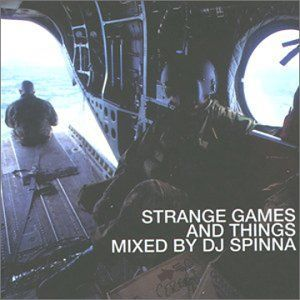 CLASSIC MIXES: STRANGE GAMES & FUNKY THINGS Vol. I & II by Dj Spinna