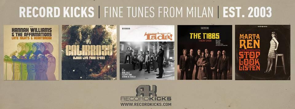 Record Kicks Special Mixtape