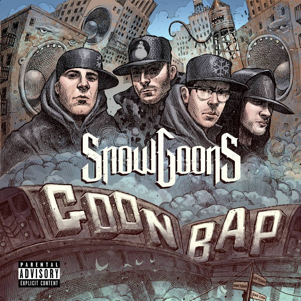 Snowgoons - Goon Bap // Video + full Album stream