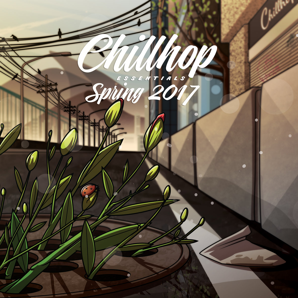Chillhop Essentials - Spring 2017 - free download