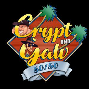 CRYPT & GALV - 50/50 EP - free download